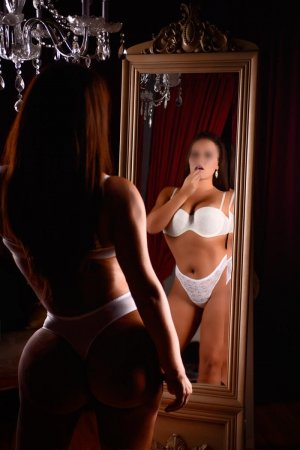 Chloelia live escorts in Silver City